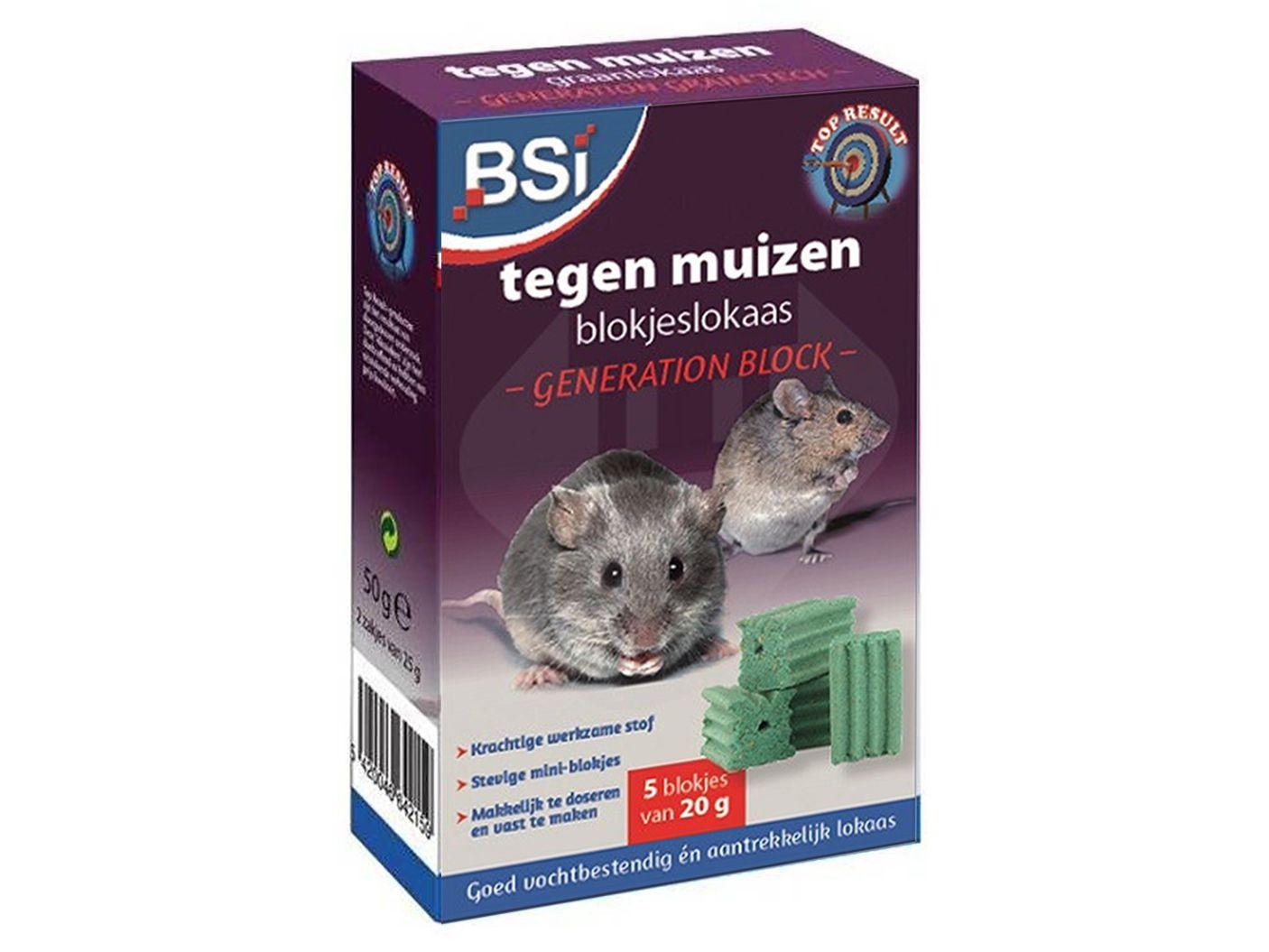 Ratten en muizen bestrijden