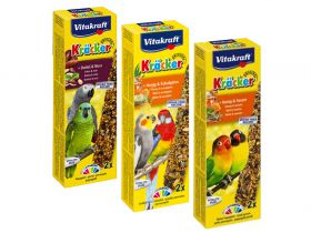Vitakraft knaagstick papegaai, valkparkiet en agapornis