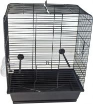 Vogelkooi Daria 2 zwart