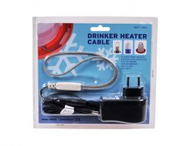 Drinkbakverwarmer kabel