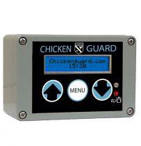 Kippenhokopener met timer en lichtsensor tot 4kg