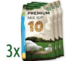 Premium Mix Kip drie zakken