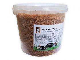 Vlokreeftjes - Eiwitrijke lekkernij voor uw pluimvee
